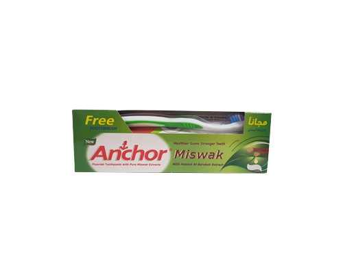 ANCHOR MISWAK 120 GM W TOOTH BRUSH