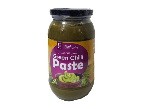 GREEN CHILLY PASTE 400 GM