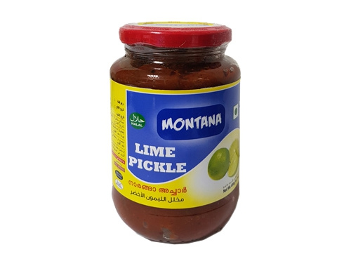 MONTANA LIME PICKLE 400 GM