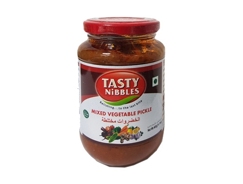 TN MIXED VEGETABLES PICKLE 400 GM