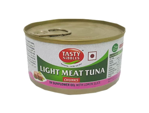 TUNA CHUNKS IN LEMON SLICE 185GM