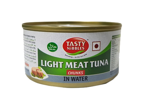 TUNA CHUNKS IN WATER 185 GM