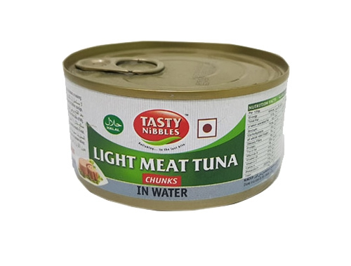 TUNA CHUNKS IN WATER 185GM